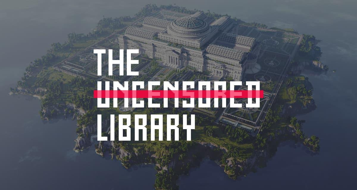 Reporters Sans Frontières crée une bibliothèque d'articles censurés dans Minecraft