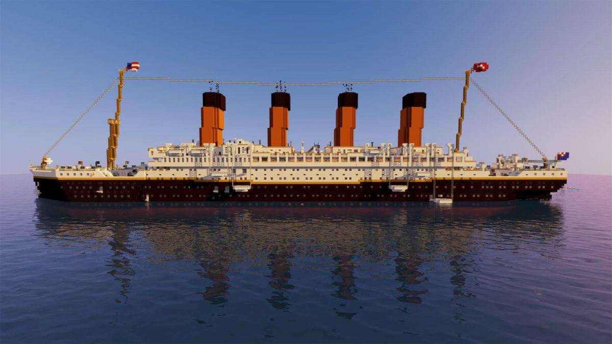 Titanic Survival 2 : le Titanic dans toute sa splendeur