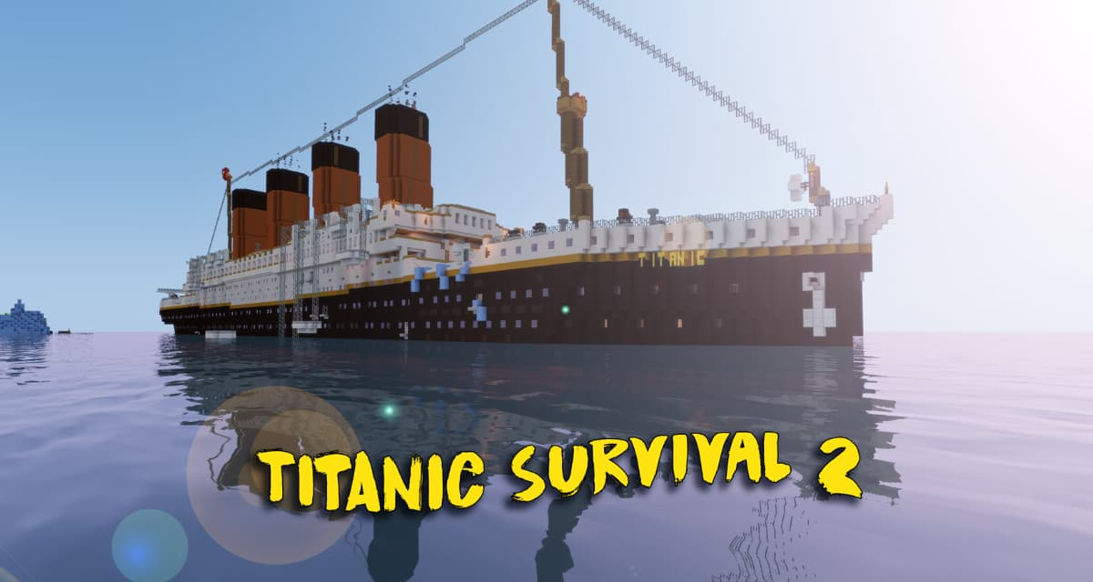 [Map] Titanic Survival 2 – 1.14.4