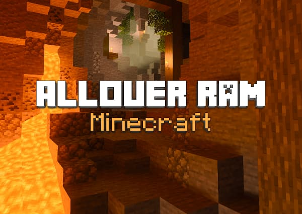 allouer plus de ram a minecraft