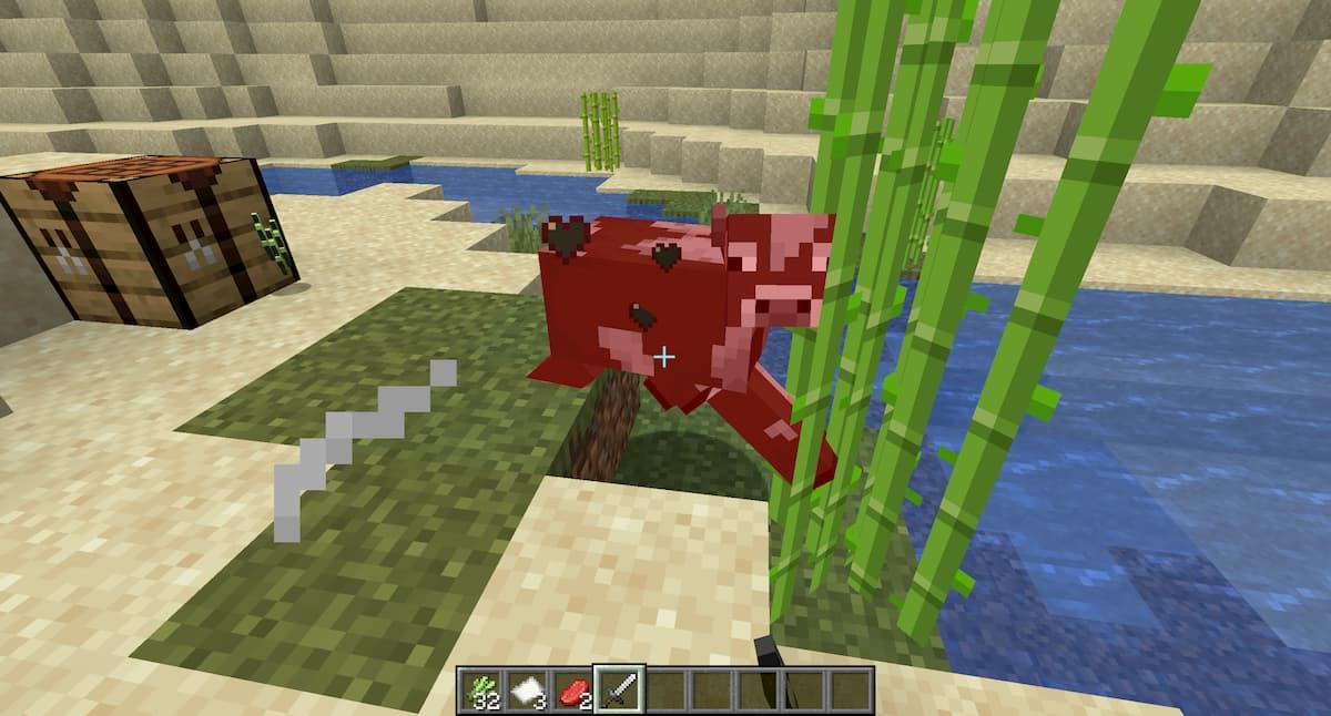 Comment faire un livre sur Minecraft : tuez une vache pour obtenir du cuir
