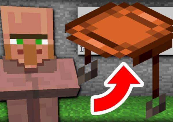 Comment faire une selle dans Minecraft en marchandant avec les villageois