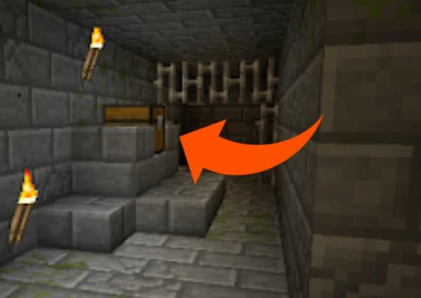 Comment faire une selle dans Minecraft dans un coffre