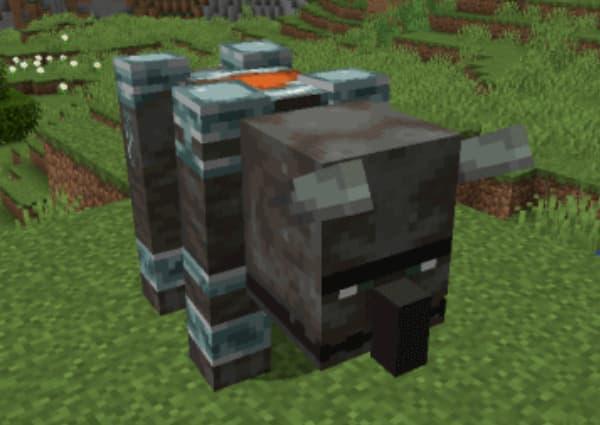 Comment faire une selle dans Minecraft en tuant un monstre