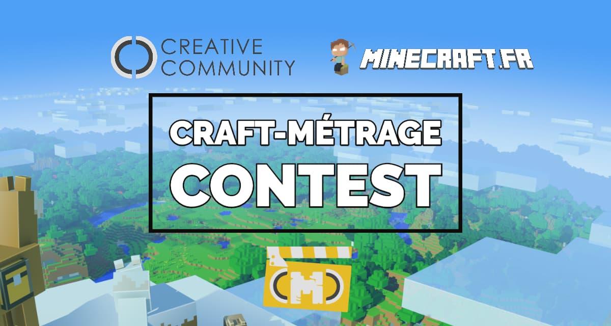 Craft-Métrage Contest : les résultats !