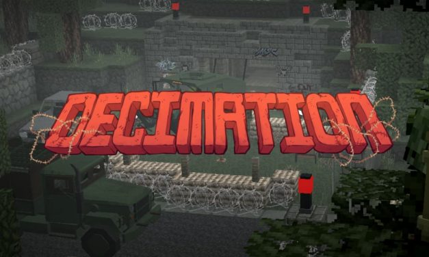 Decimation : Zombie Apocalypse – Mod – 1.7.10