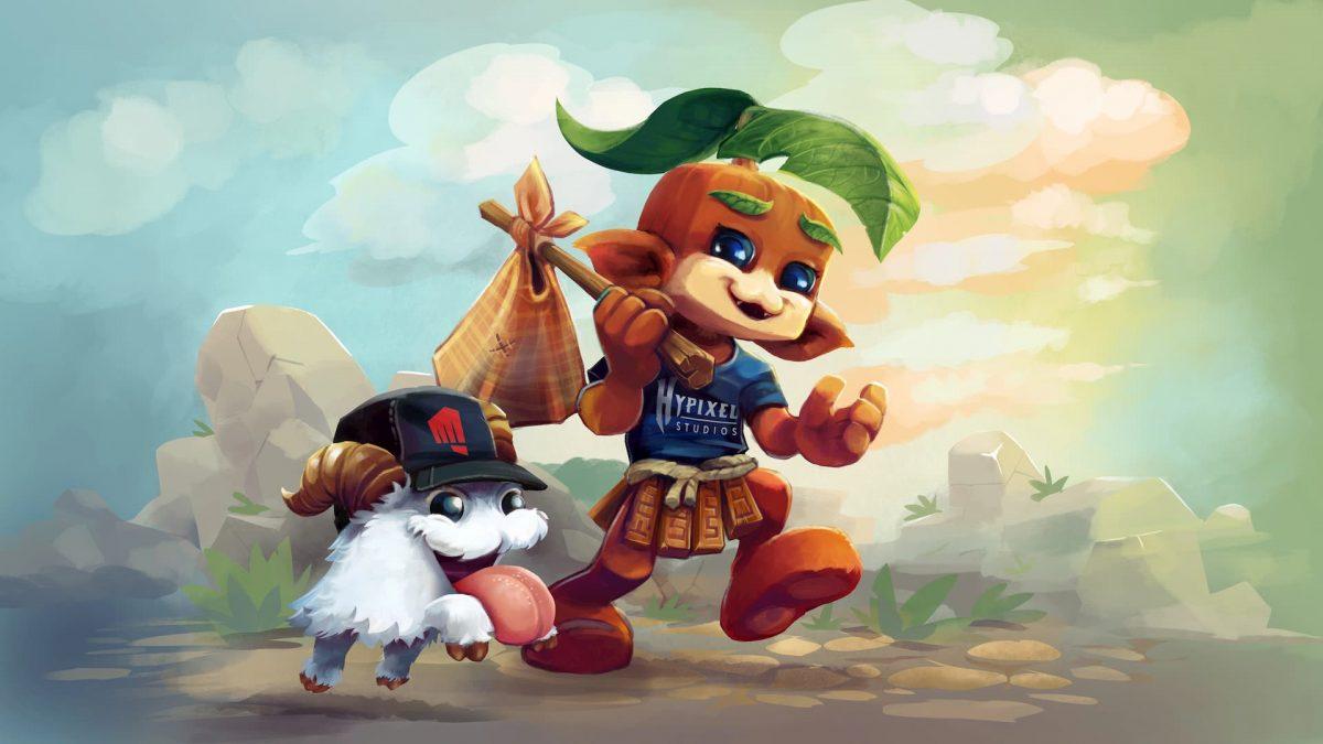 Riot Games rachète Hypixel Studios fanart