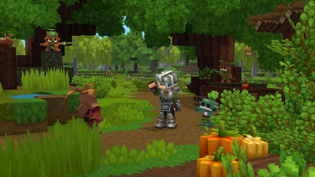 Riot Games rachète Hypixel Studios en forêt