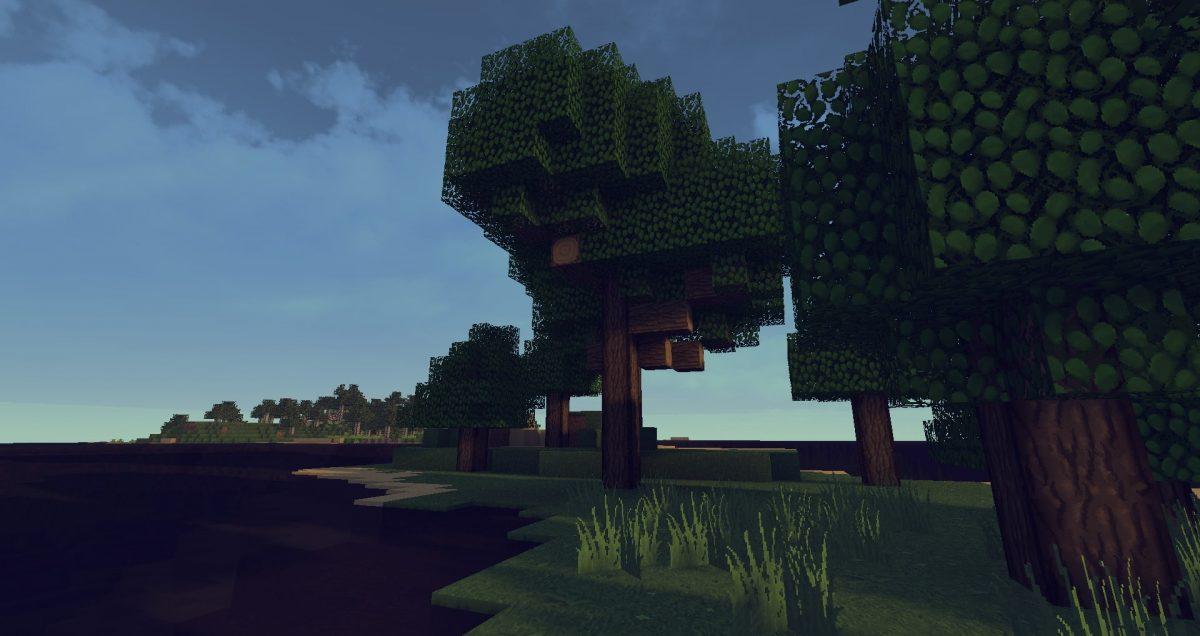 Steven's Tradionnal 64x64 : un arbre