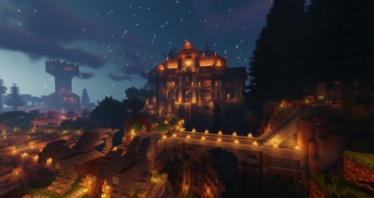 Valhelsia 2 : une magnifique construction