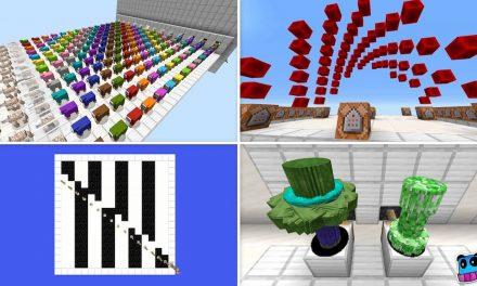 10 machines très satisfaisantes dans Minecraft