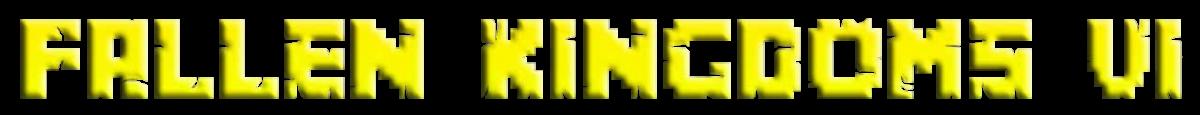 fallen kingdoms saison 6 logo