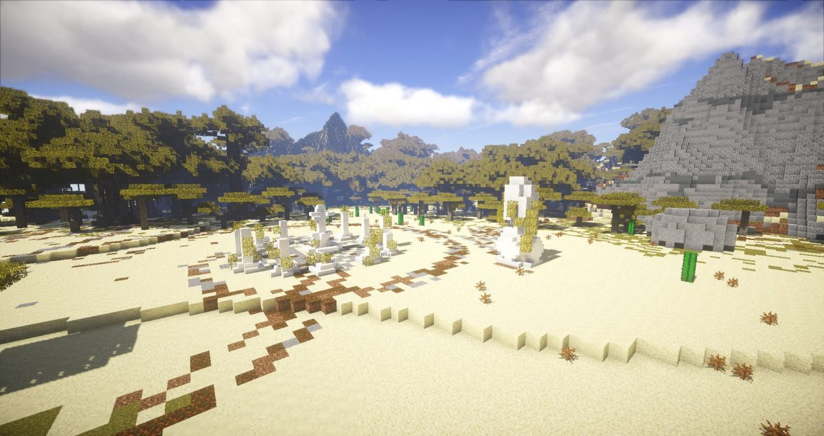 Map fallen kingdoms saison 7 : le desert