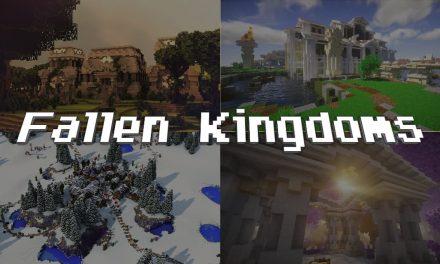 Fallen Kingdoms – Maps minecraft – 1.8 → 1.12