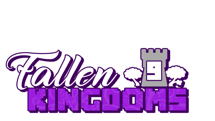 logo fallen kingdoms saison 9