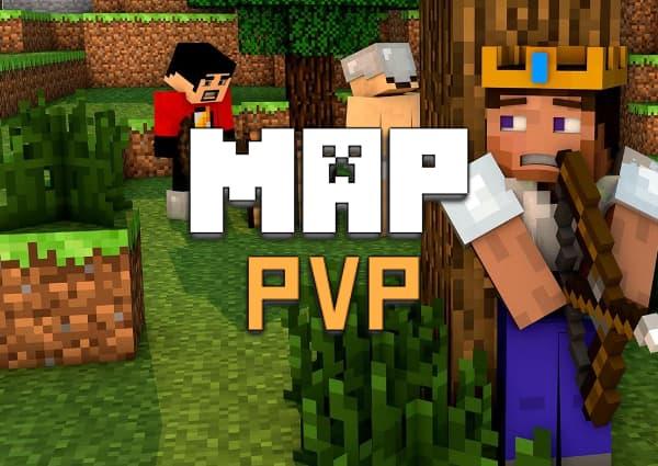 map pvp minecraft