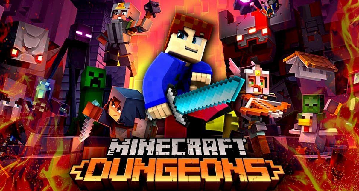 Minecraft Dungeons : l'aventure complète en vidéo