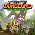 Minecraft Dungeons : Nouveau DLC «L'éveil de la Jungle» disponible
