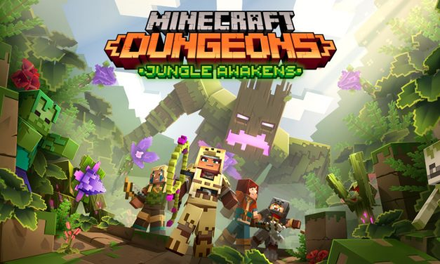 Minecraft Dungeons : Nouveau DLC « L'éveil de la Jungle » disponible