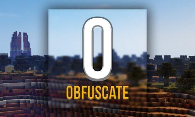 Obfuscate – Mod – 1.12.2 → 1.15.2