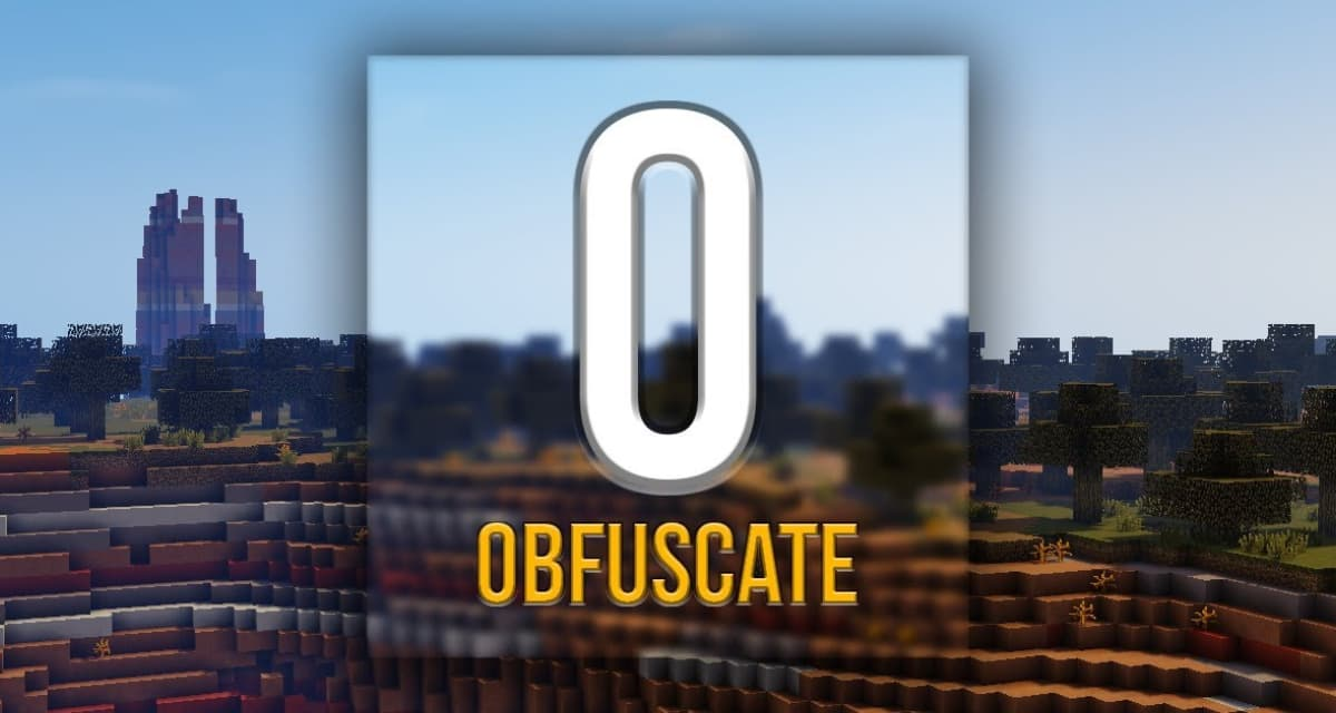 Obfuscate – Mod –  1.12.2 → 1.16.4