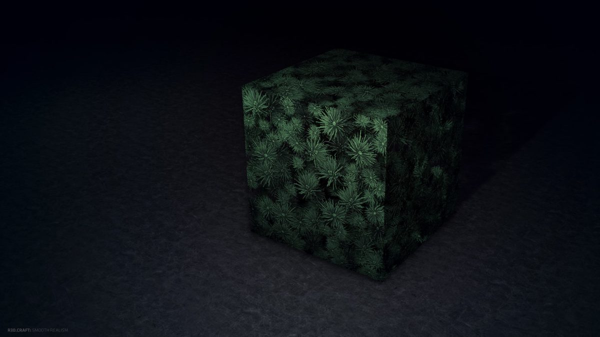 Pack de texture R3D CRAFT : feuille