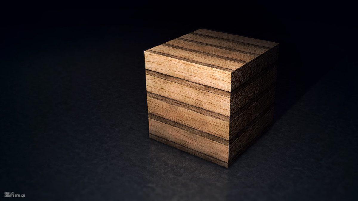 Pack de texture R3D CRAFT : planche de bois