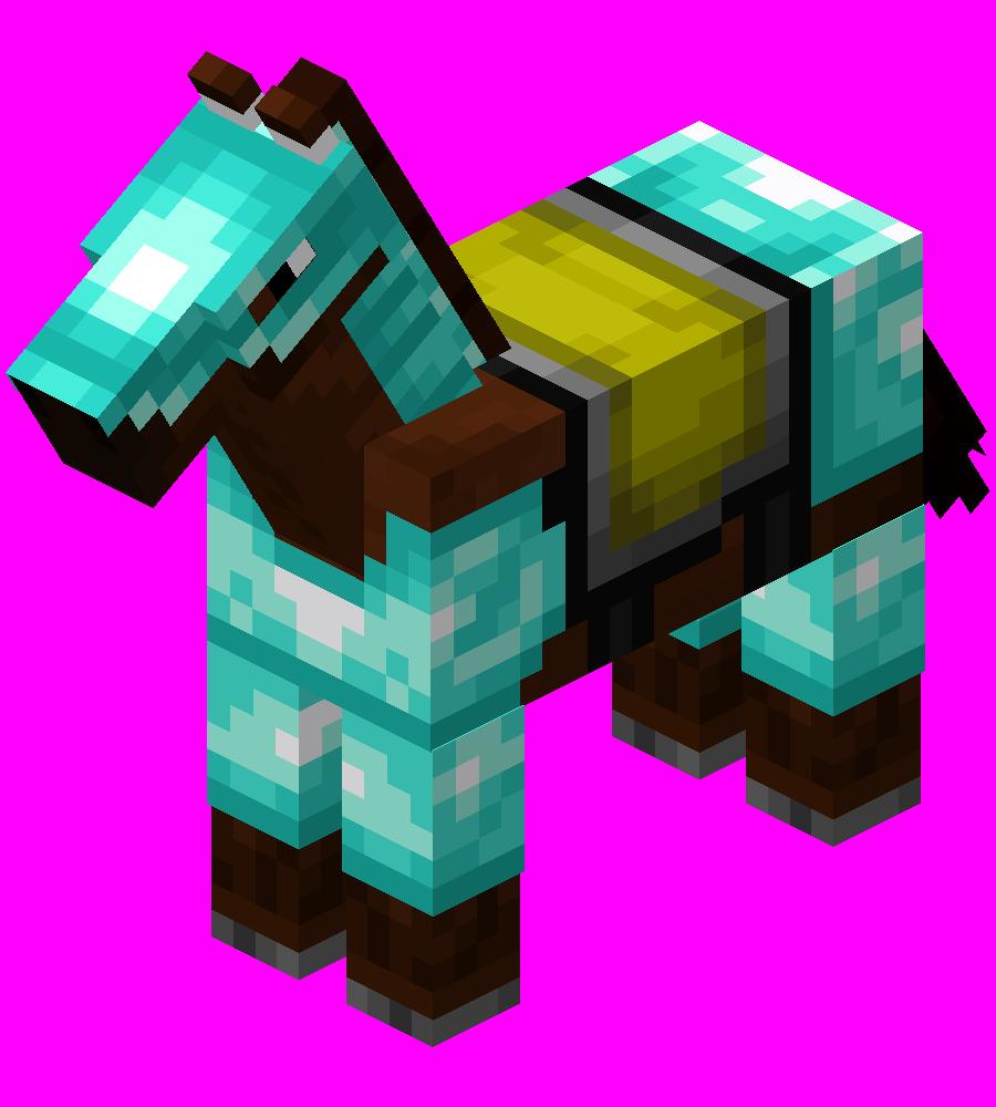 apprivoiser cheval minecraft