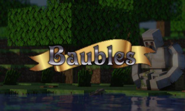 Baubles – Mod / API – 1.7.10 → 1.12.2