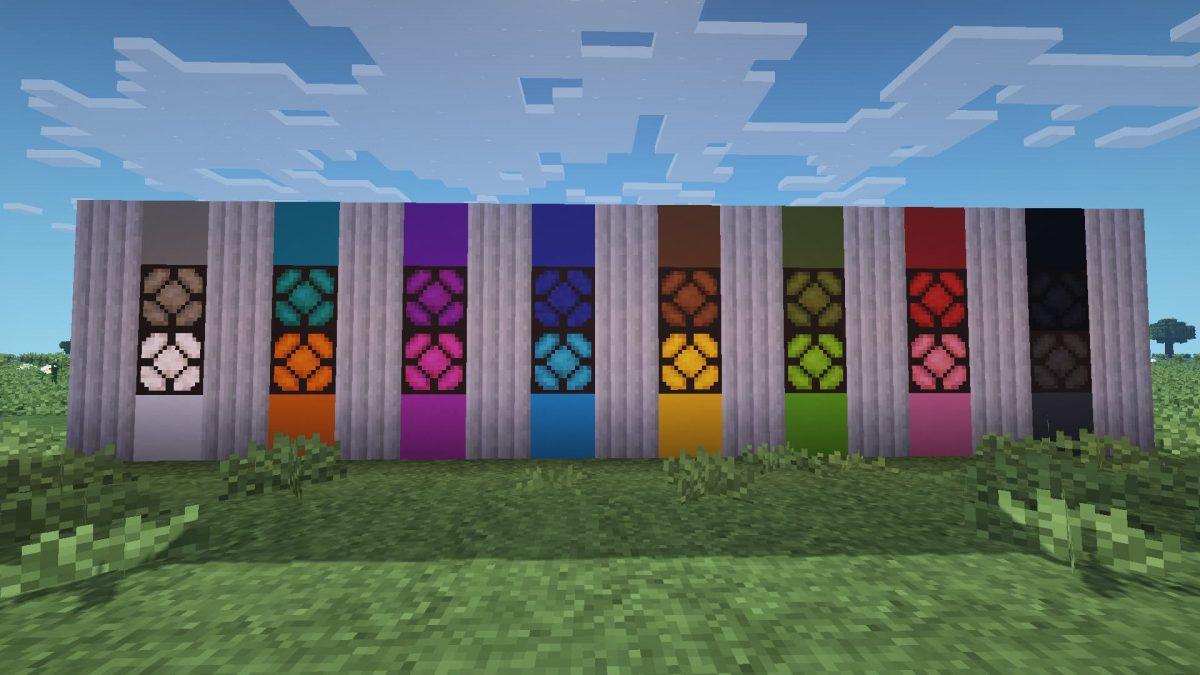 Better Vanilla Building : les lampes