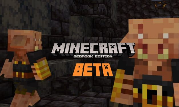 Minecraft Bedrock Edition Beta : Brute Piglin