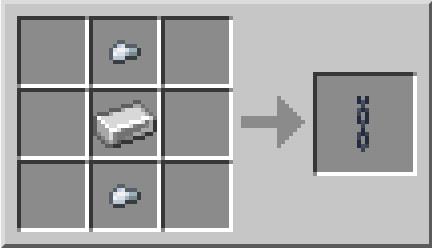 craft des chaines dans minecraft 1.16