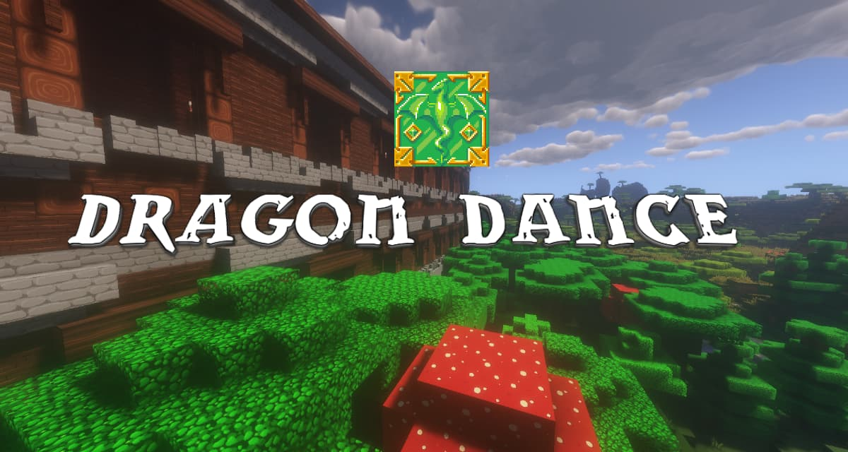 Dragon Dance Excederus' Edit – Pack de Textures – 1.12 → 1.16