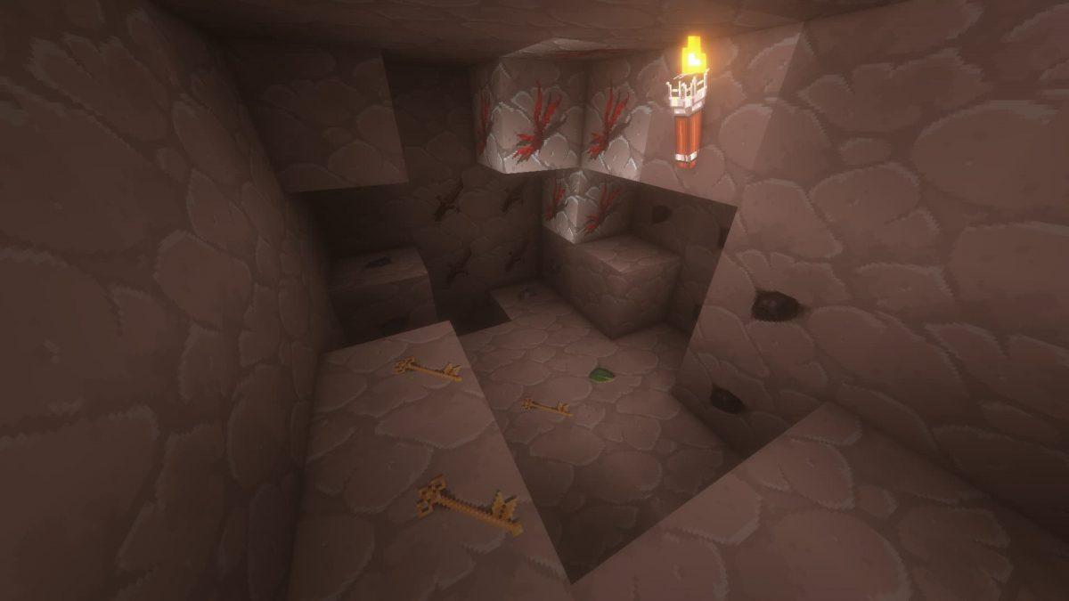 Dragon Dance Pack : une caverne sombre