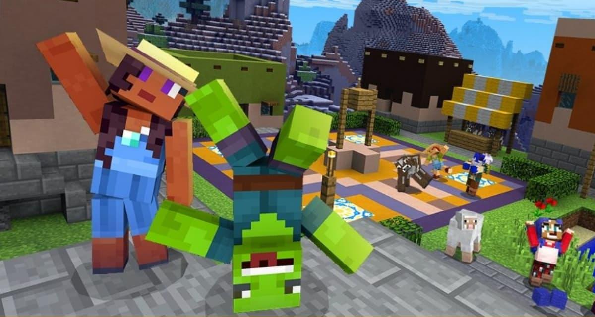 Des émotes et des récompenses spéciales débarquent sur Minecraft Bedrock Edition