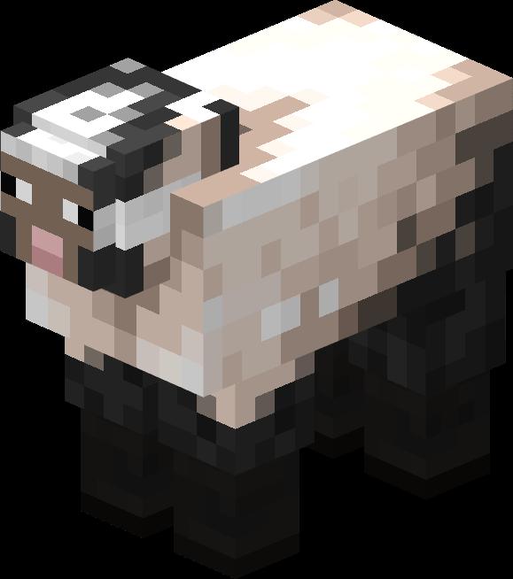 inky sheep minecraft earth