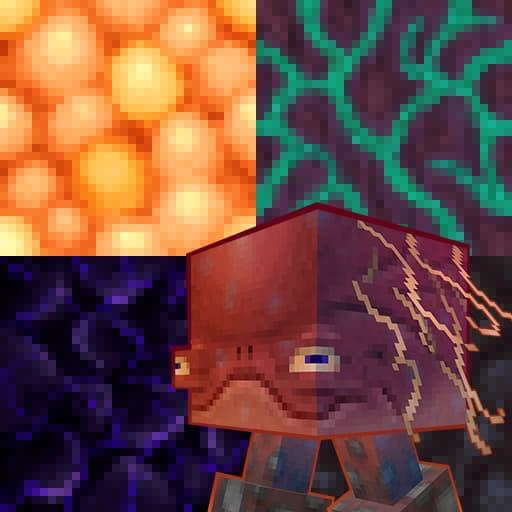 pack de texture luminosité
