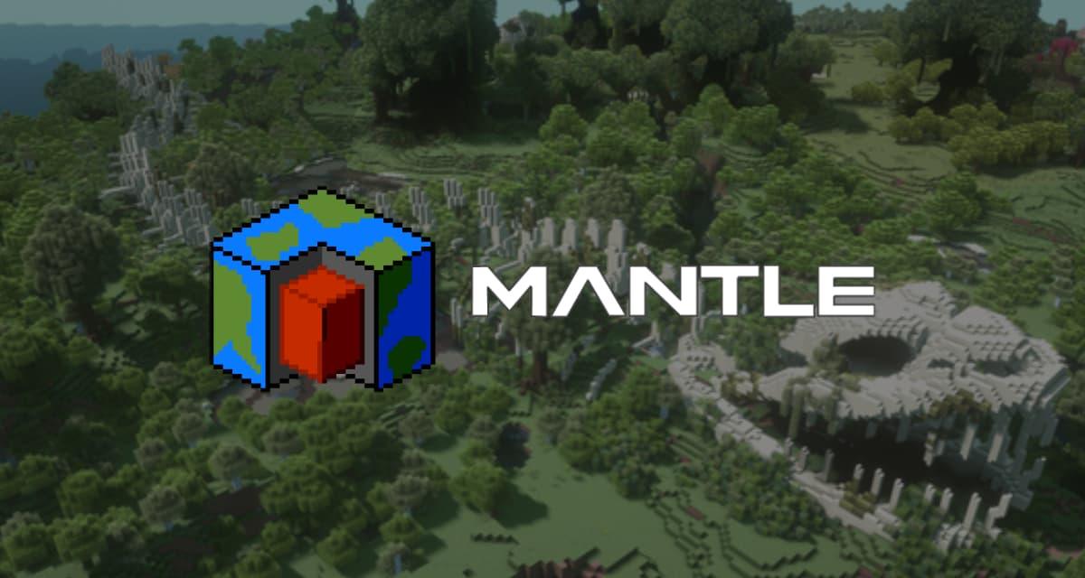 mantle minecraft mod