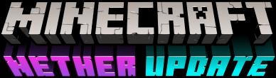 logo minecraft 1.16.2