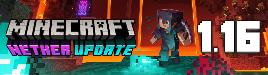 nouveautés minecraft 1.16 mise à jour nether