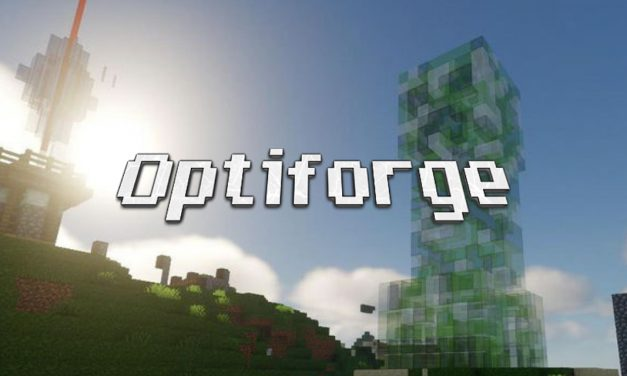 OptiForge – Mod – 1.14.4 → 1.15.2