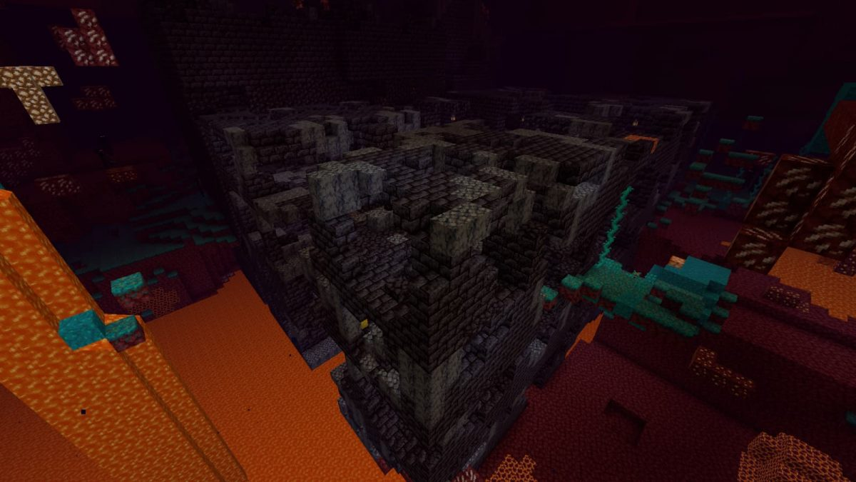 Un vestige de bastion