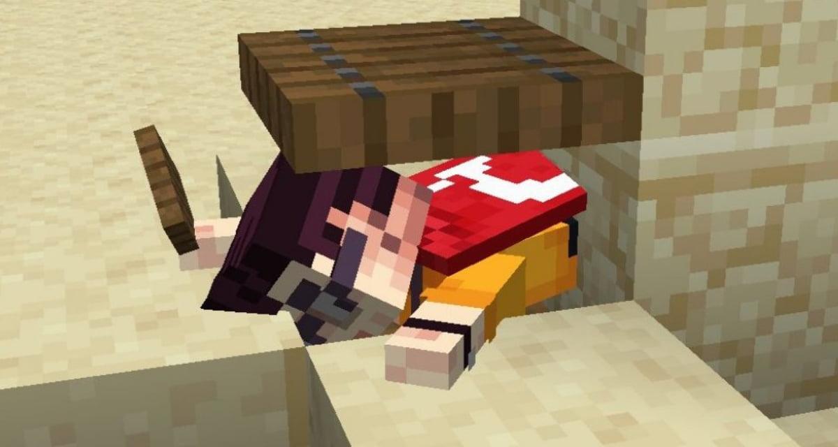 Comment l'action de ramper a été ajoutée à Minecraft