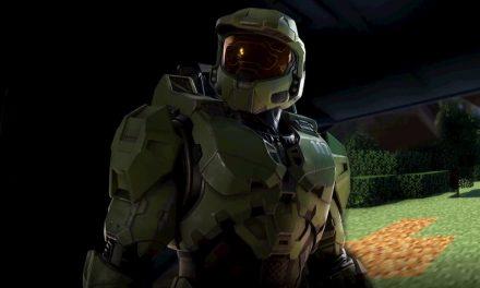 Le trailer de Halo Infinite recréé dans Minecraft
