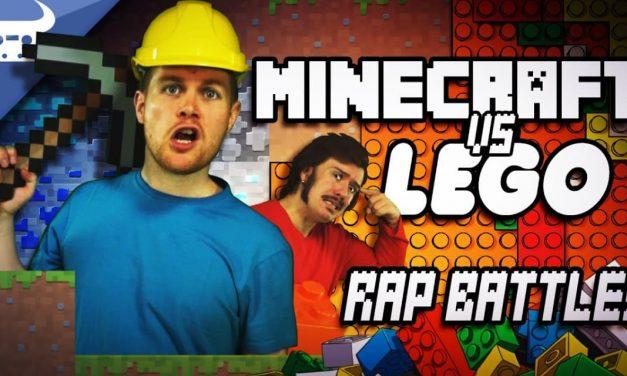 Minecraft VS Lego : Le combat que vous attendiez tous !