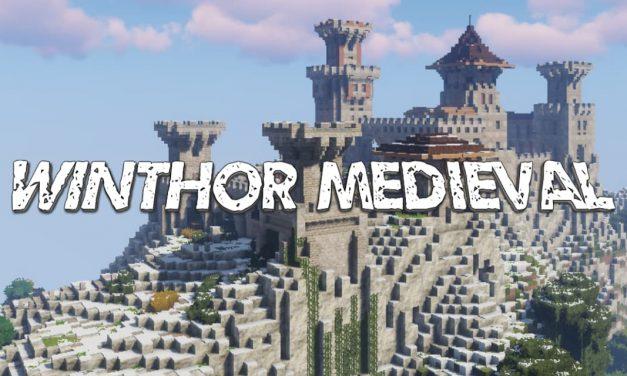 Winthor Medieval – Pack de Textures – 1.8 → 1.17