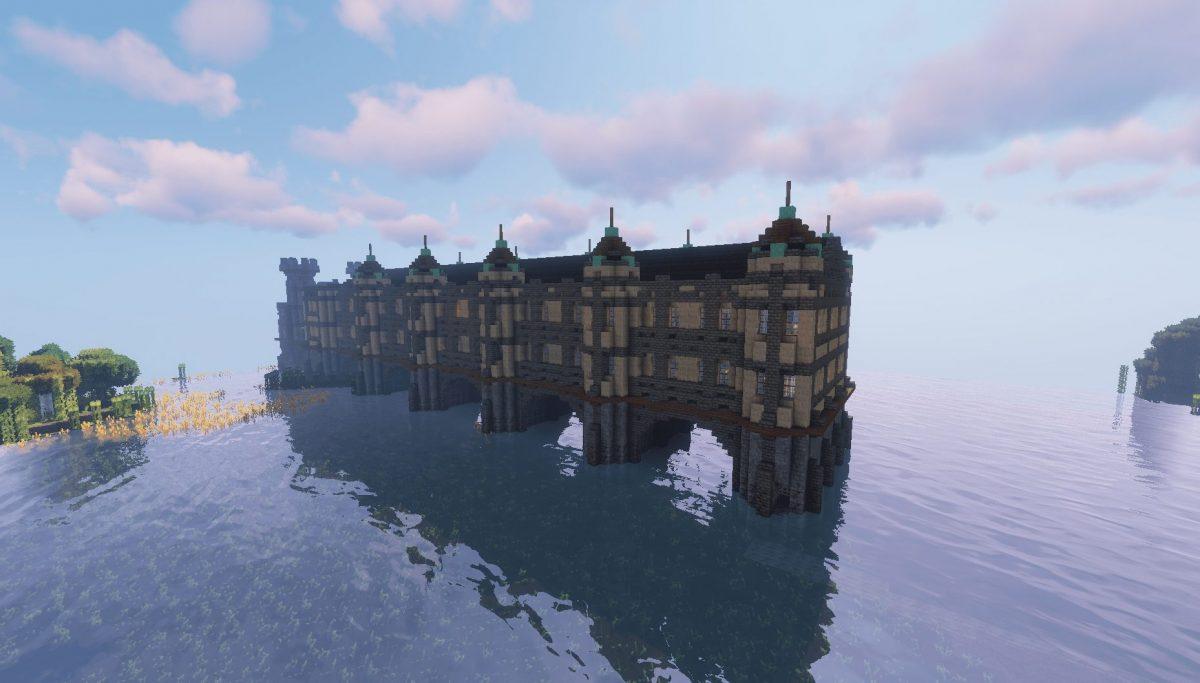 """Pack de Texture Winthor Medieval : Le chateau """"Goldstein"""""""