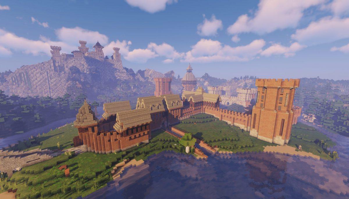 Pack de Texture Winthor Medieval : la forteresse rouge