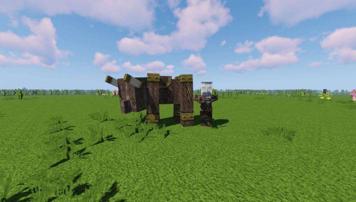 Pack de Texture Winthor Medieval : un ravageur