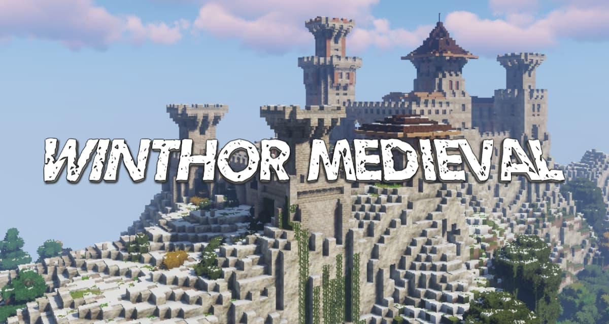 Winthor Medieval – Pack de Textures – 1.8 → 1.16